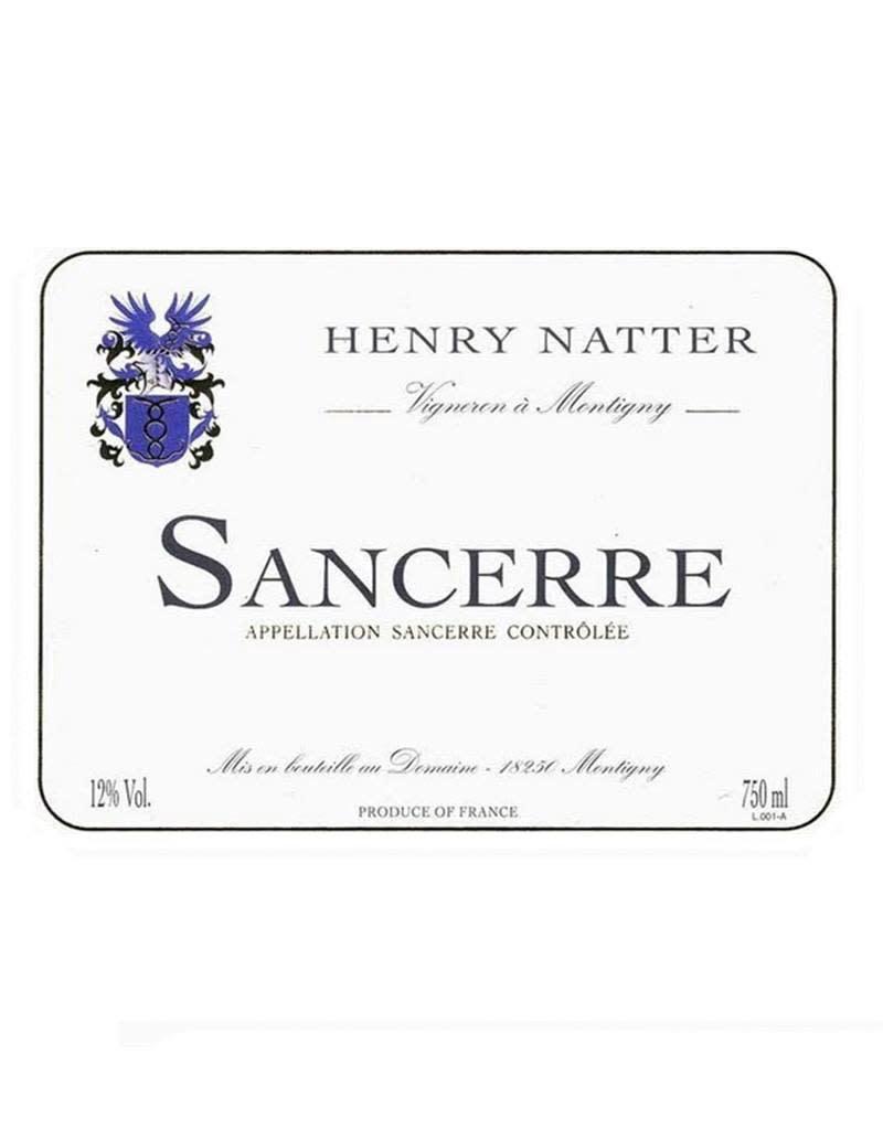 Henry Natter 2019 Sancerre Rouge, Loire Valley, France
