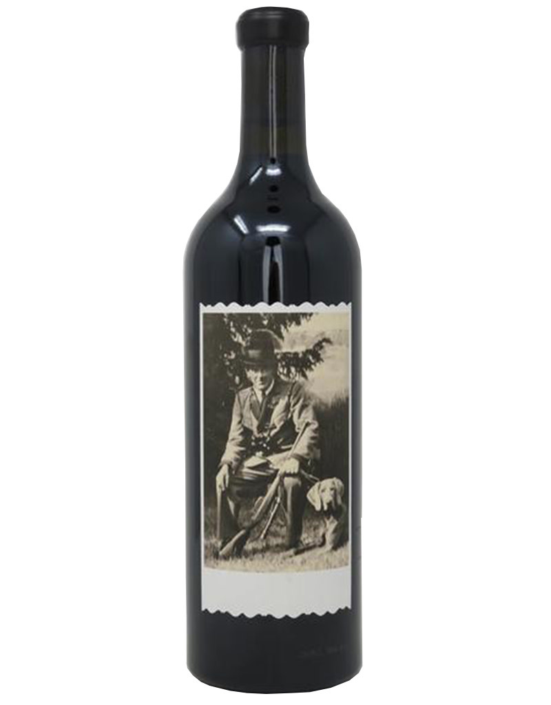 Sine Qua Non [SQN] 2017 'the Hated Hunter' Syrah, California