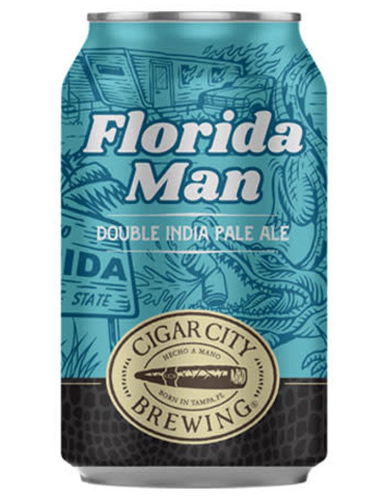 Cigar City Brewing Co. Florida Man DIPA 6pk Beer Cans