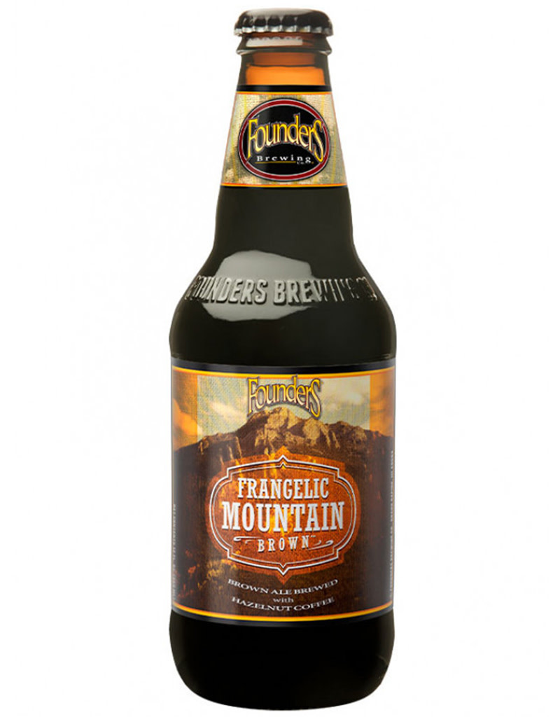 Founders Brewing Co. Frangelic Mountain Brown Ale, 4pk Bottles