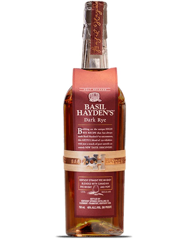 Basil Hayden's Dark Straight Rye Whiskey, Kentucky