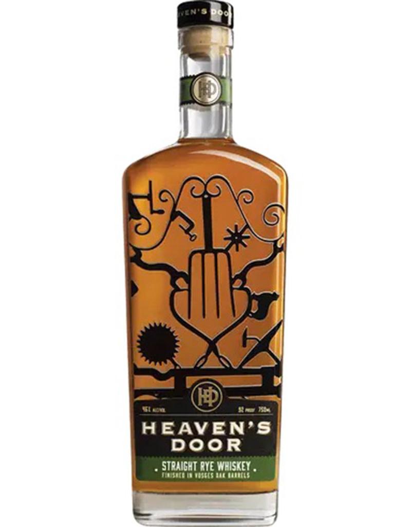 Heaven's Door Rye Whiskey, Tennessee