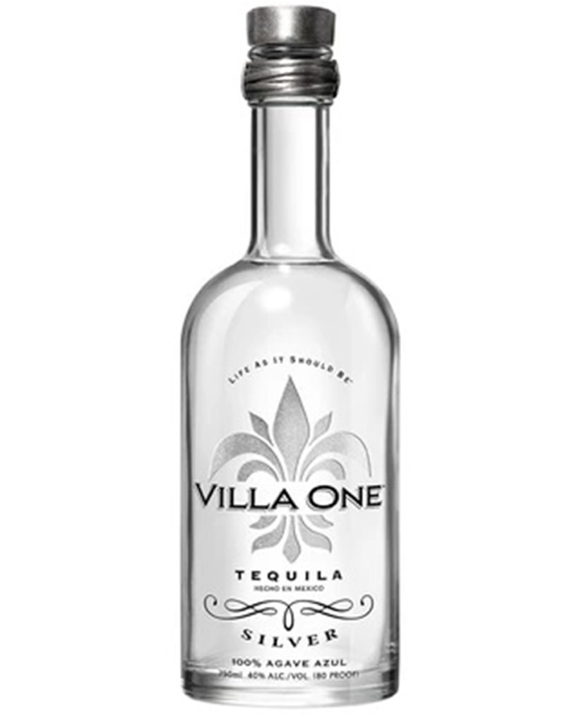 Villa One Silver Tequila, Jalisco, Mexico
