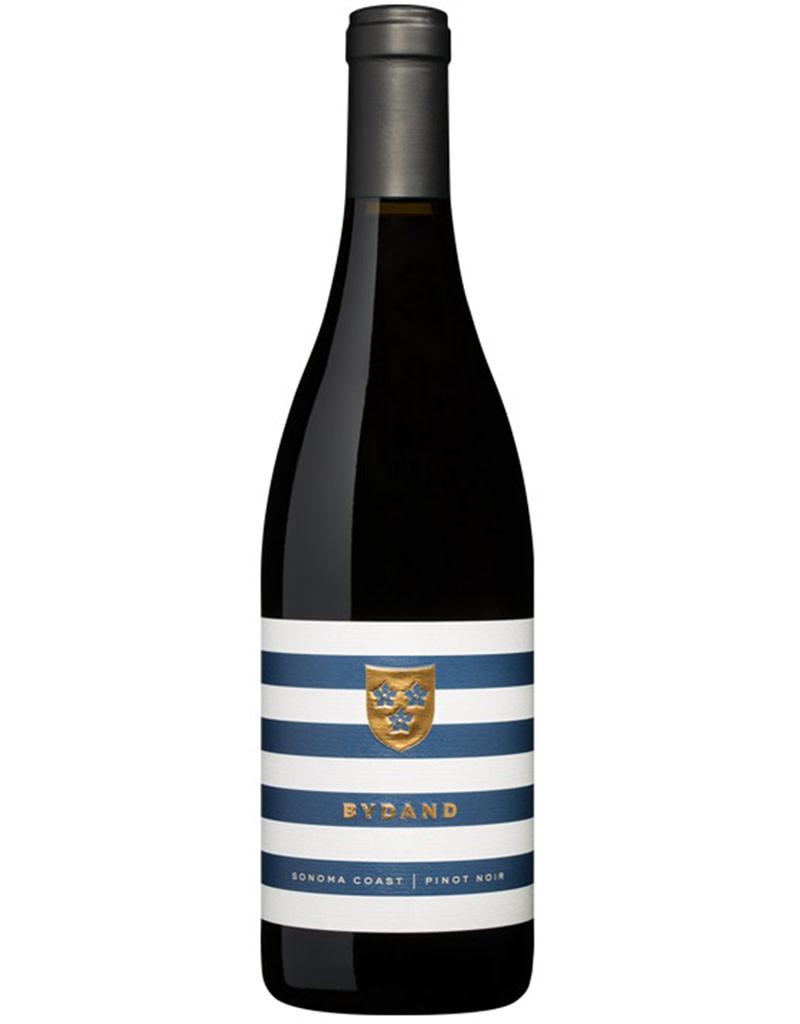 BYDAND 2016 Pinot Noir, Umino Vineyard, Sonoma Coast, California