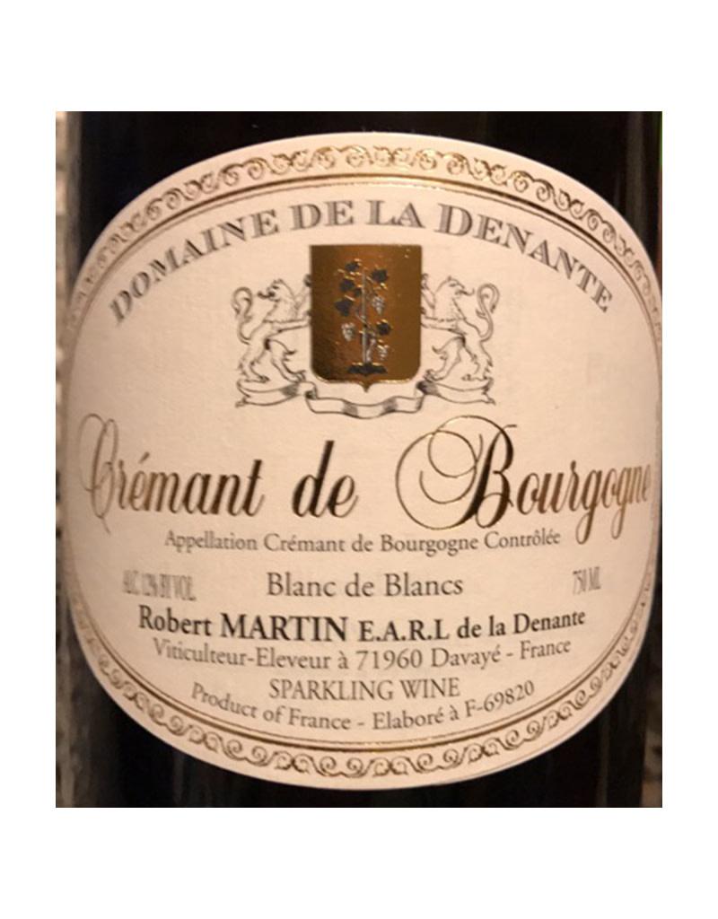 Domaine De La Denante Cremant Bourgogne Blanc de Blancs NV, France