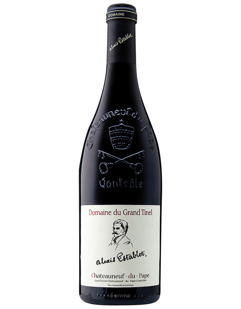Domaine du Grand Tinel 2016 'Alexis Establet' Chateauneuf du Pape, France