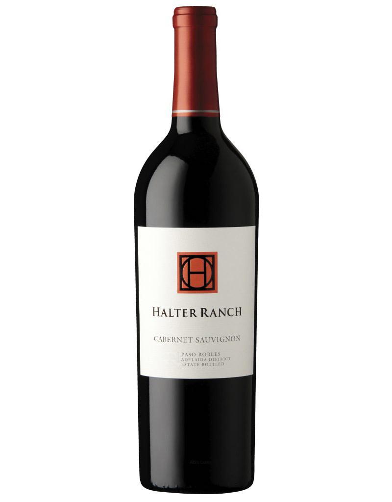 Halter Ranch 2017 Cabernet Sauvignon, Paso Robles California