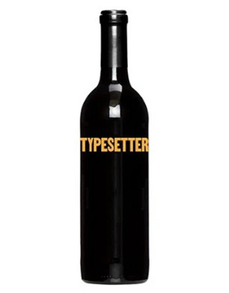 TYPESETTER 2017 Cabernet Sauvignon, Napa Valley, California