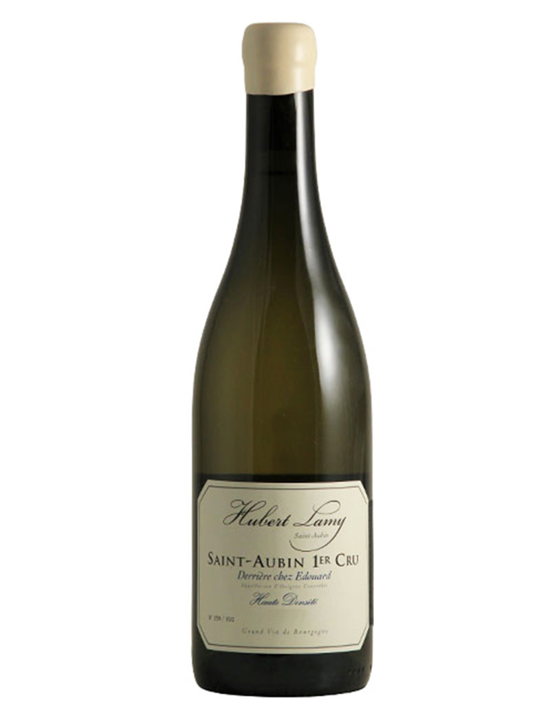 Hubert Lamy 2017 Saint Aubin 1er Cru, Derriere chez Edouard, Blanc The Densité, Burgundy, France
