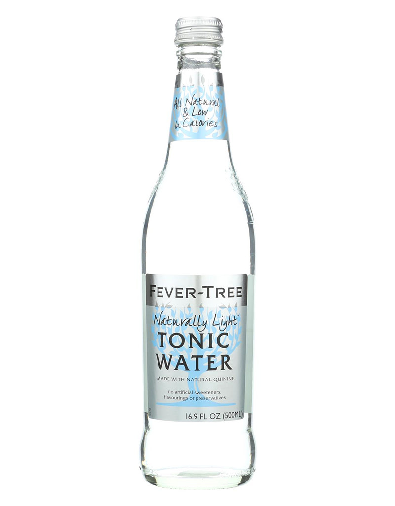 Fever Tree Naturally Light Tonic Water, 500mL