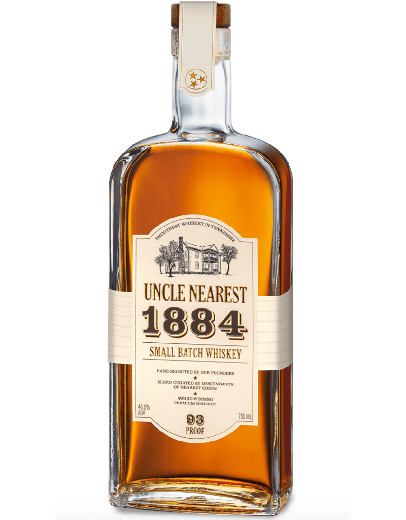 Uncle Nearest 1884 Small Batch Whiskey, Tennessee