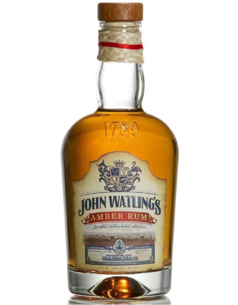 John Watling's Amber Rum, Nassau, Bahamas