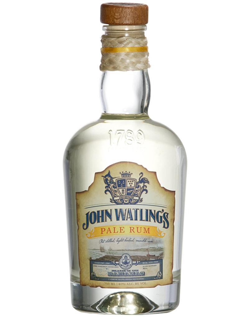 John Watling's Pale Rum, Nassau, Bahamas
