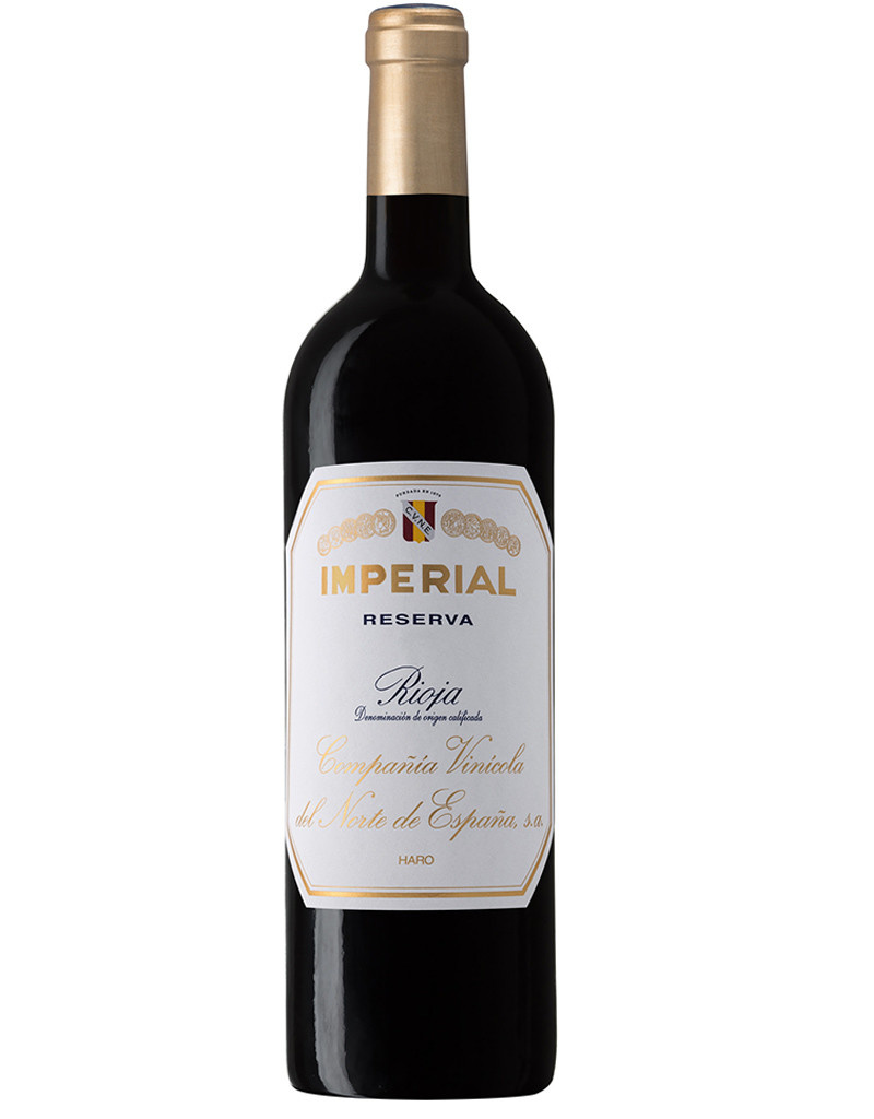 CVNE 2015 'Imperial' Reserva, Rioja DOCa, Spain