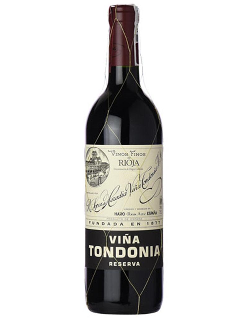 R. López de Heredia 2008 Viña Tondonia Reserva Rioja, Spain