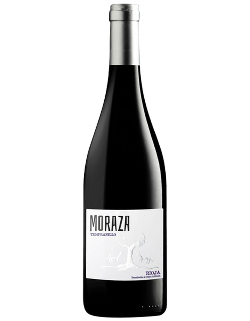 Bodegas Moraza 2016 Tempranillo, Rioja DOCa, Spain