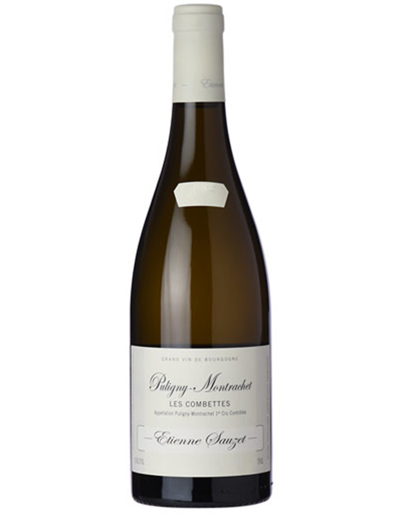Etienne Sauzet 2017 Les Combettes, Puligny-Montrachet Premier Cru, Burgundy, France