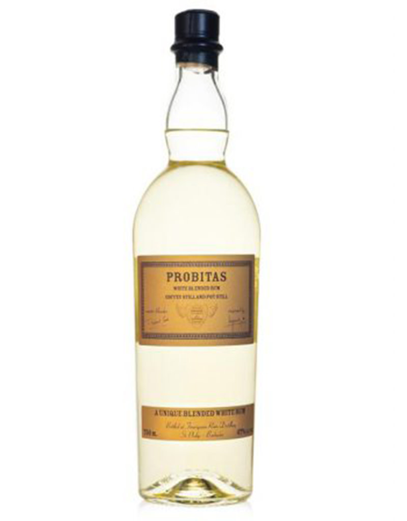 Foursquare Rum Distillery, Probitas White Blended Rum, Barbados