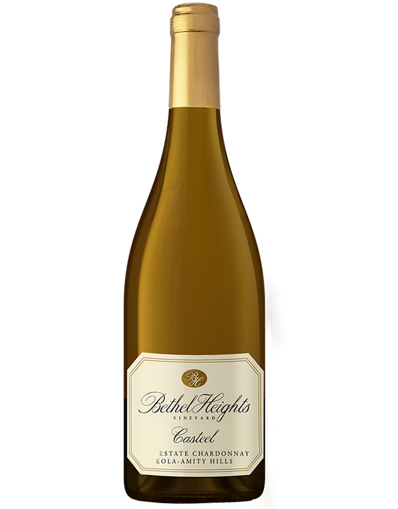 Bethel Heights Vineyard 2015 'Casteel' Reserve Chardonnay, Willamette Valley, Oregon