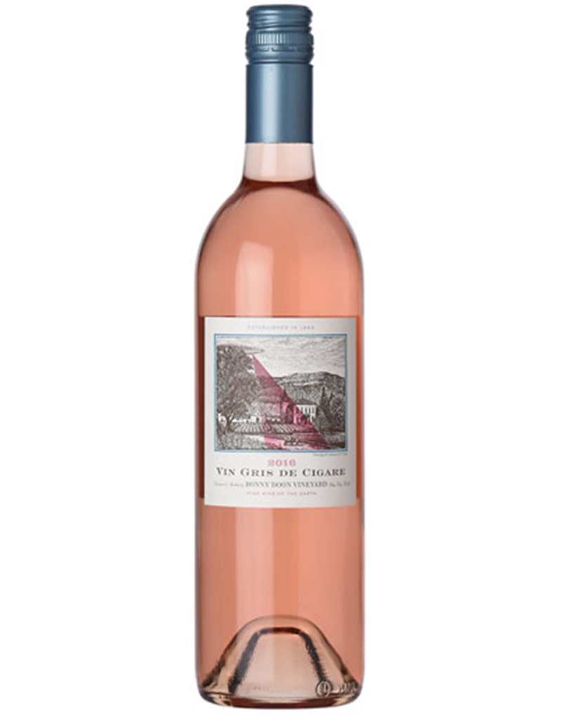 Bonny Doon Vineyard 2019 Vin Gris de Cigare Rosé, California