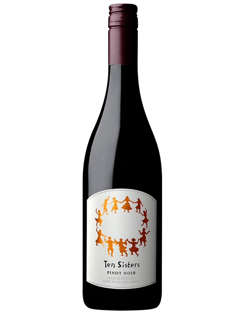 Ten Sisters 2014 Pinot Noir, Marlborough, New Zealand