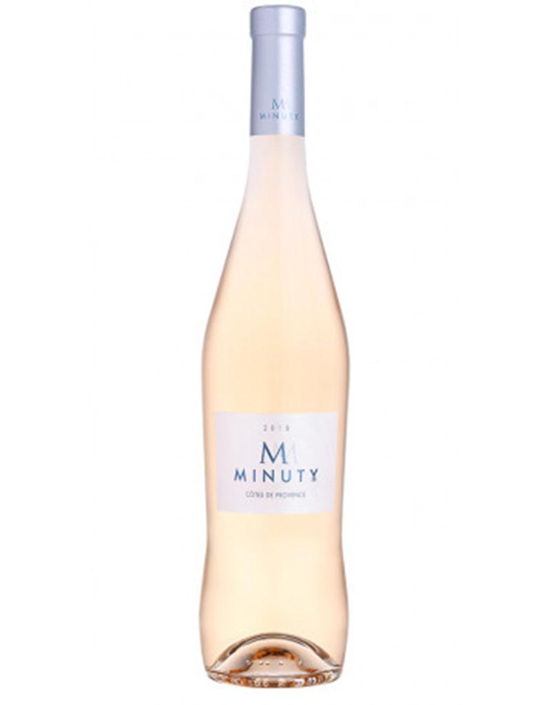 Minuty Château Minuty 2019 M by Minuty Rosé, Cotes de Provence, France