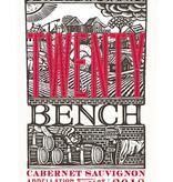 Twenty Bench 2018 Cabernet Sauvignon, North Coast, California
