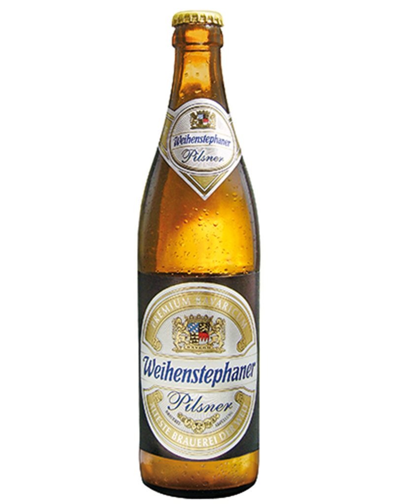 Weihenstephaner Weihenstephaner Pilsner, German Beer, 6pk Bottles