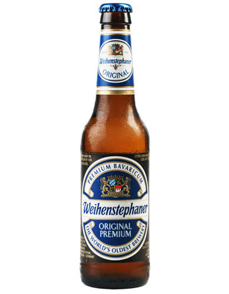 Weihenstephaner Weihenstephaner Original Lager, German Beer, 6pk Bottles