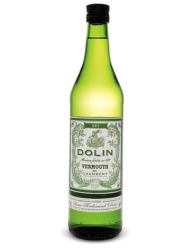 Dolin Vermouth de Chambery Dry, France 375mL