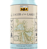 Bell's Brewery Lager of The Lakes, Bohemian Pilsner, Michigan  6pk Cans