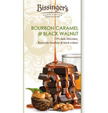 Bissinger's Bourbon Caramel & Black Walnut  Chocolate Bar