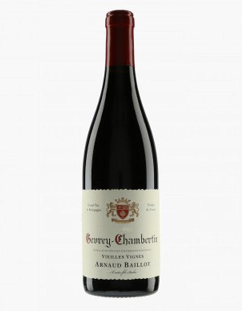 Arnaud Baillot 2018 Gevrey-Chambertin Vieilles Vignes, Côte de Nuits, Burgundy, France 1.5L