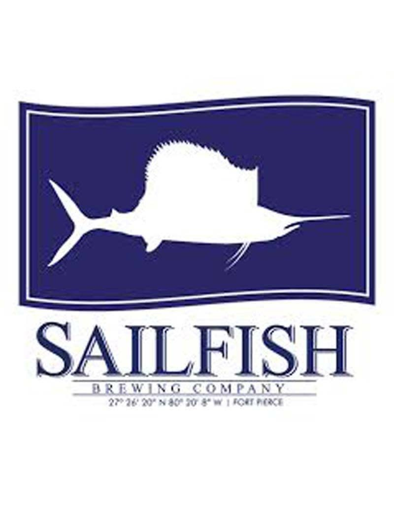 Sailfish Brewing Company Crisp Lager, 6pk Cans