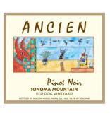 Ancien Wines 2014 'Red Dog Vineyard' Pinot Noir, Sonoma Mountain, California