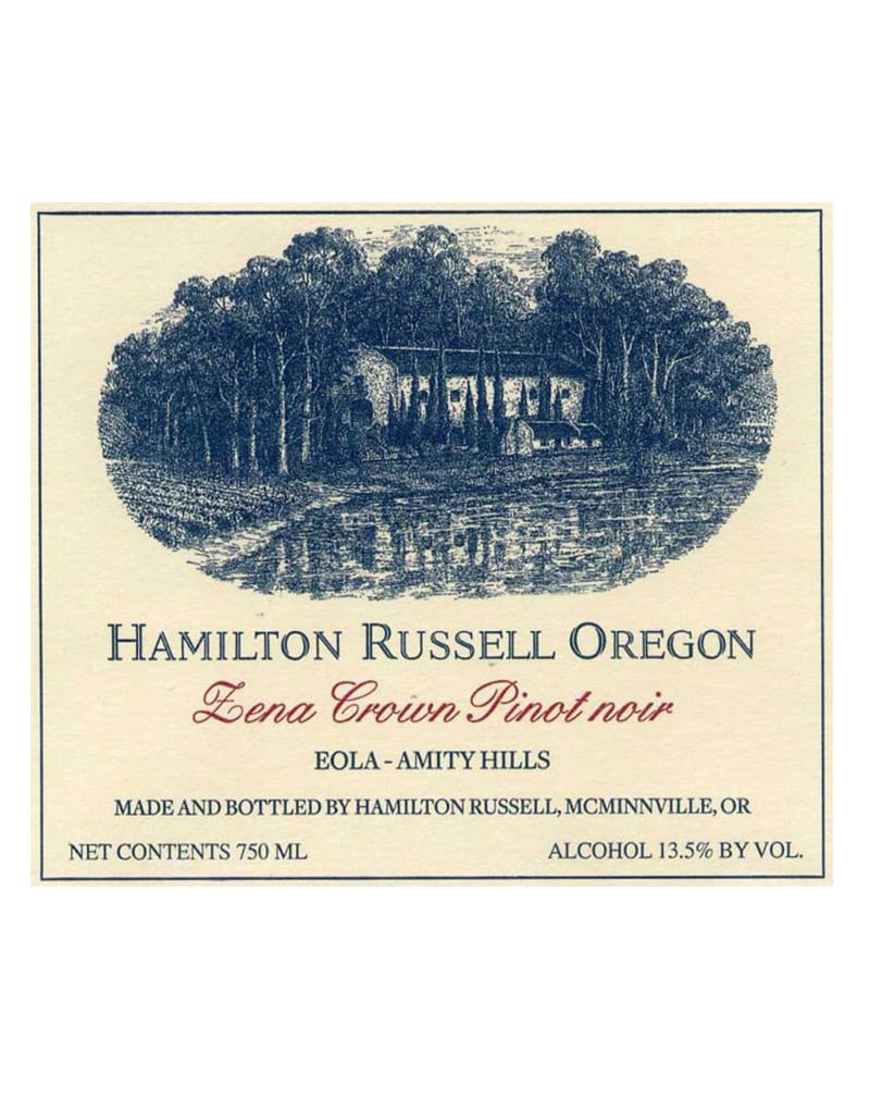 Hamilton Russell 2018 Zena Crown Pinot Noir, Eola-Amity Hills, Oregon