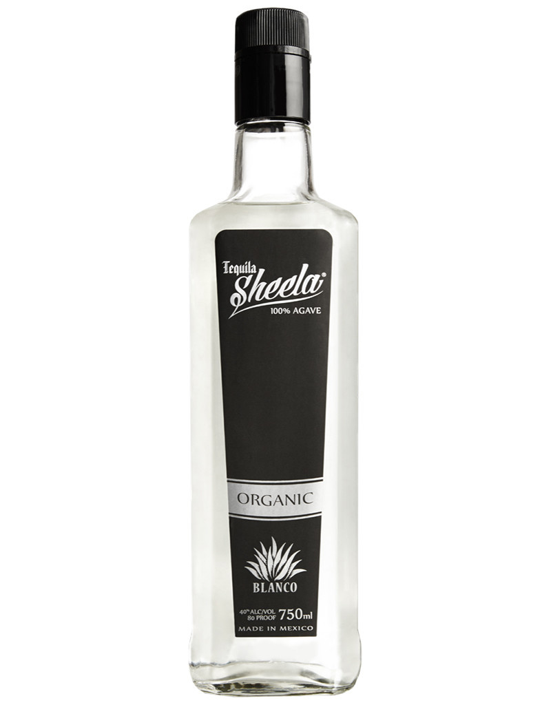 Sheela Organic Blanco Tequila, México