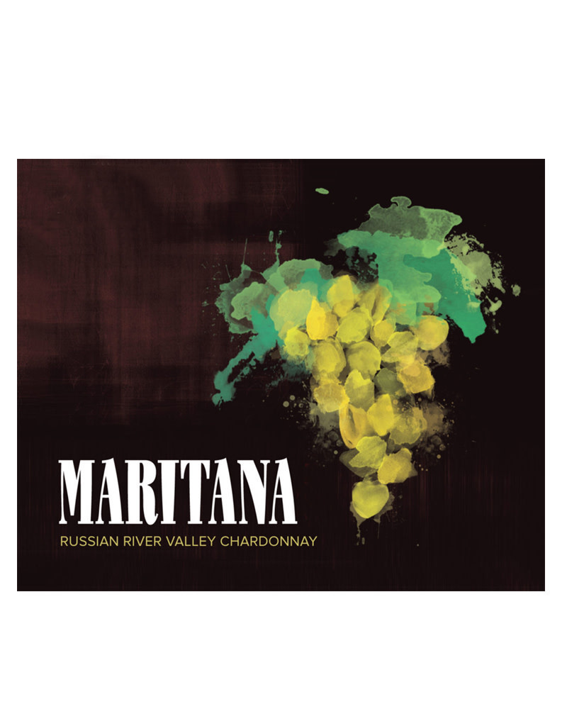 Maritana Vineyards 2017 'La Riviere' Chardonnay, Russian River Valley, California