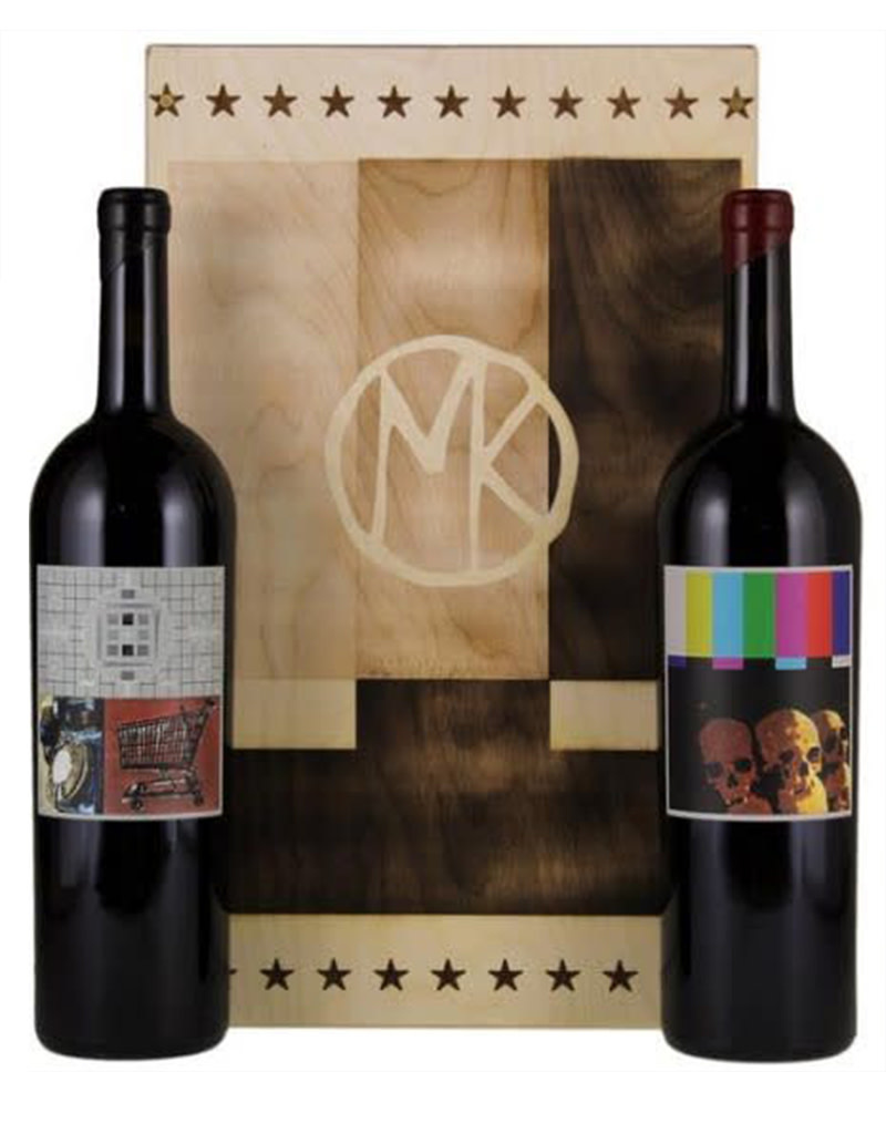 Sine Qua Non [SQN] 2012 Eleven Confessions Vineyard Assorted Box Set, California 6pk [OWC]