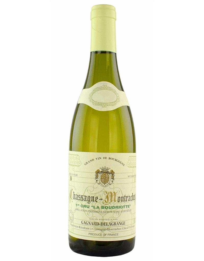 Domaine Gagnard-Delagrange 2017 La Boudriotte, Chassagne-Montrachet Premier Cru, Burgundy, France