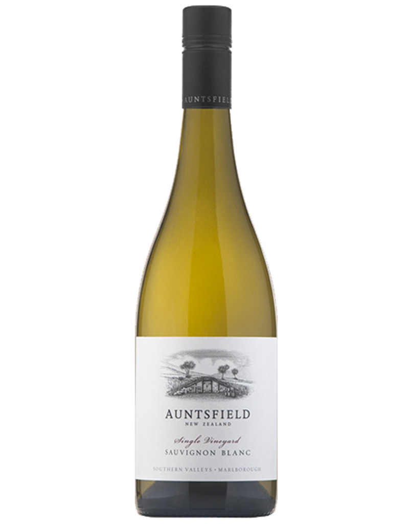 Auntsfield 2018 Single Vineyard Sauvignon Blanc, Marlborough, New Zealand