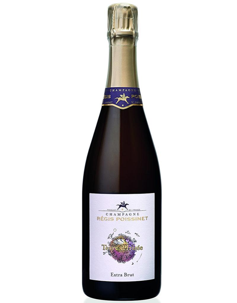 Champagne Régis Poissinet, Terre d'Irizée, Extra Brut, France