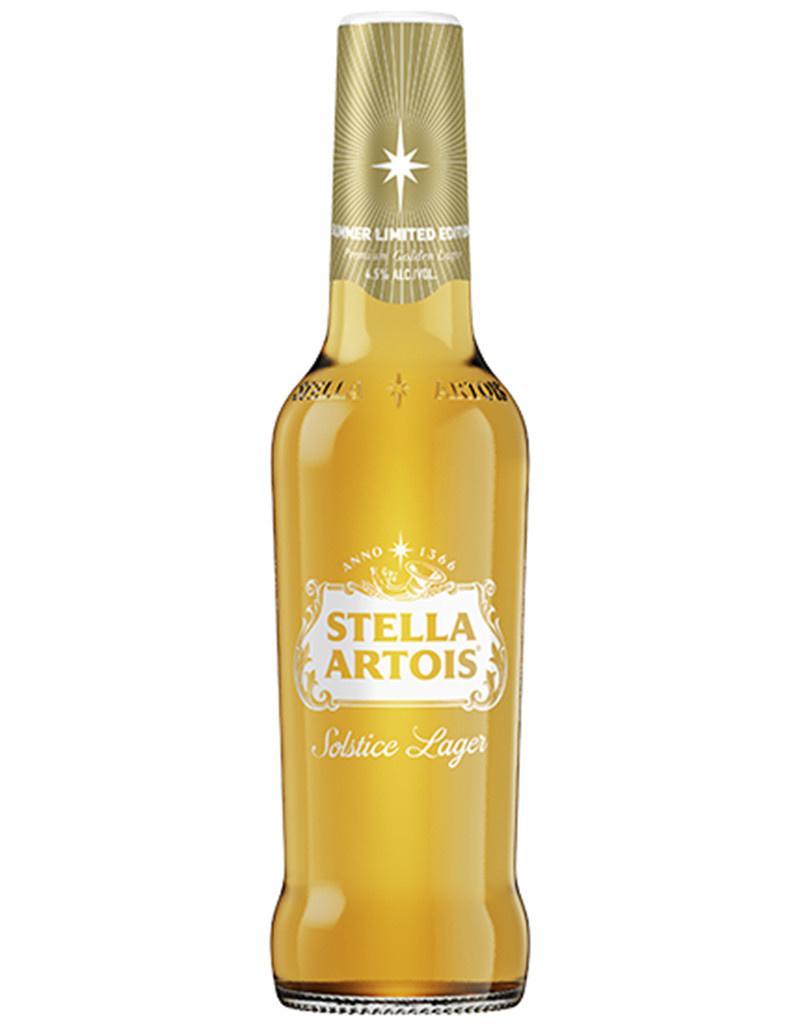Stella Artois Solstice Lager 6pk Bottles