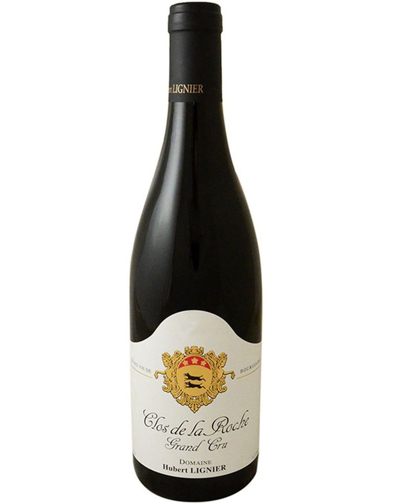 Domaine Hubert Lignier 2017 Clos de la Roche Grand Cru, Côte de Nuits, Burgundy, France