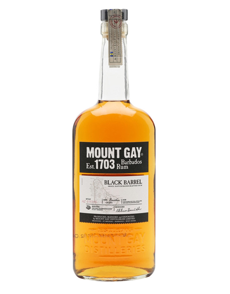 Mount Gay Distilleries Mount Gay Black Barrel Rum, Barbados