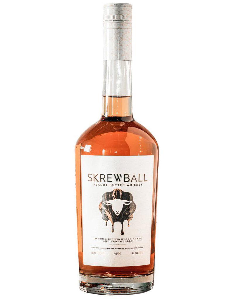 Skrewball Peanut Butter Whiskey, California