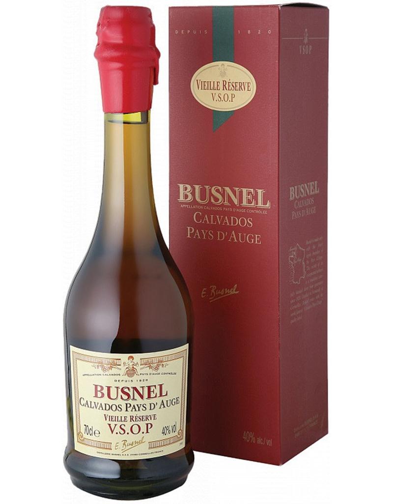 Distillerie Busnel Vieille Reserve V.S.O.P. Calvados du Pays d'Auge, France