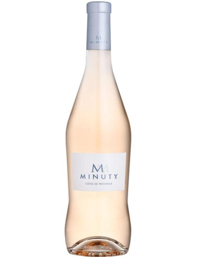 Minuty Château Minuty 2018 M by Minuty Rosé, Côtes de Provence, France 1.5L