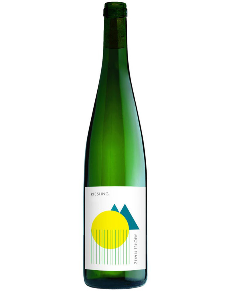 Michel Nartz 2017 Riesling, Alsace, France