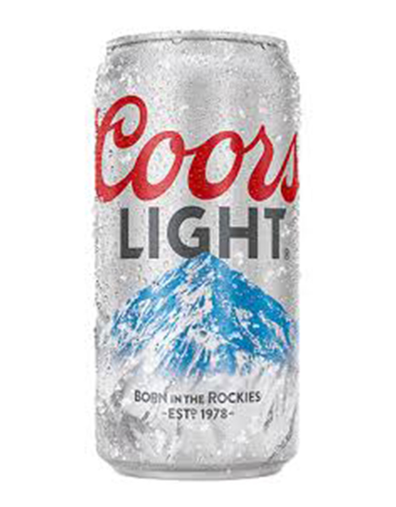 Coors Light Beer, Colorado 12pk Cans